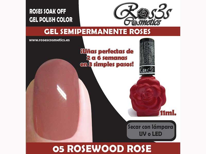 05-Rosewood Rose 11 ml