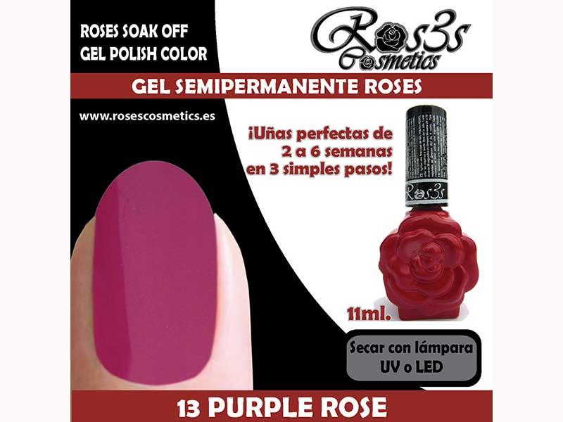 13-Purple Rose 11 ml