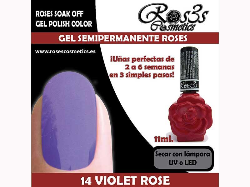 14-Violet Rose 11 ml