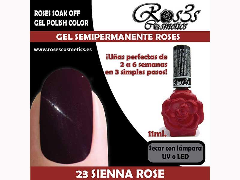 23-Sienna Rose 11 ml