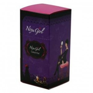 Algodón: Niju Girl Cotton Pad
