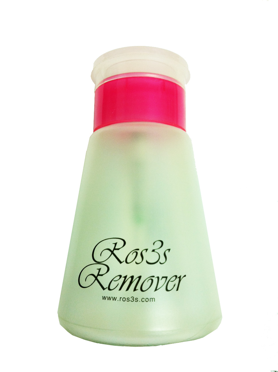 Botella Un toque para quitaesmalte Ros3s II
