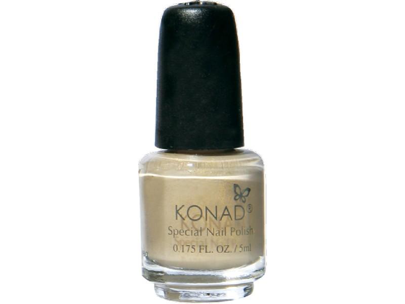 Esmalte especial pequeño Konad (5ml) P07 GREY PEARL