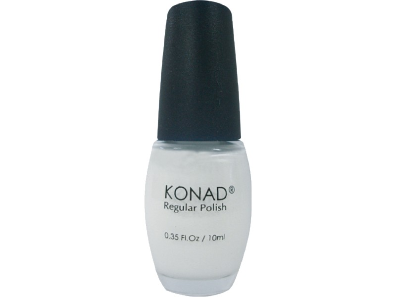 Esmalte regular Konad R07 SOLID WHITE