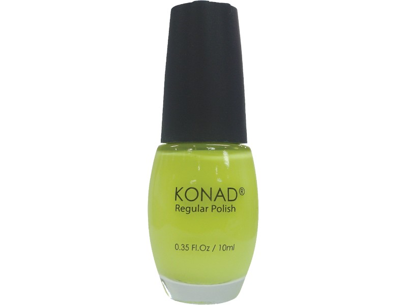 Esmalte regular Konad R25 NEON YELLOW