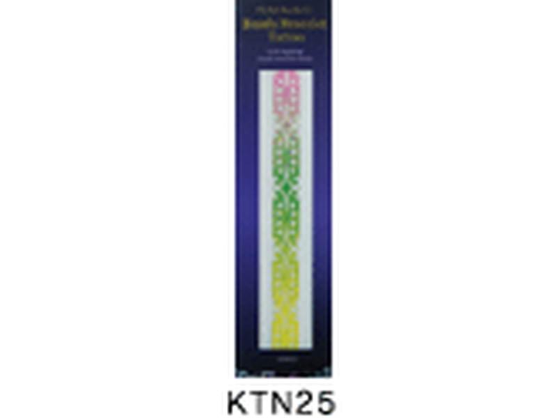 Tatuaje relieve brazalete KTN25