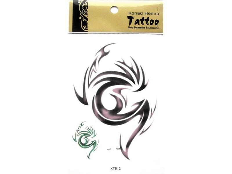 Tatuaje Henna-KTB12