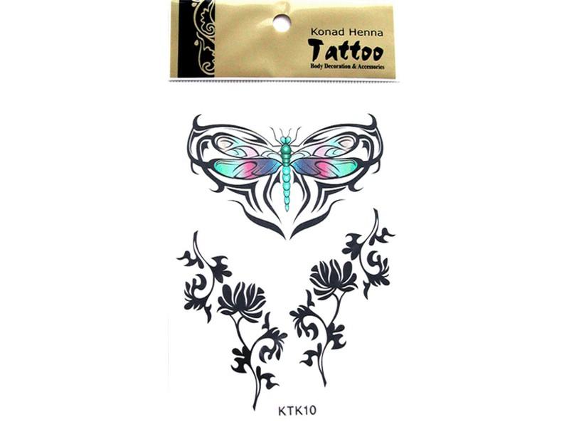 Tatuaje Henna-KTK10