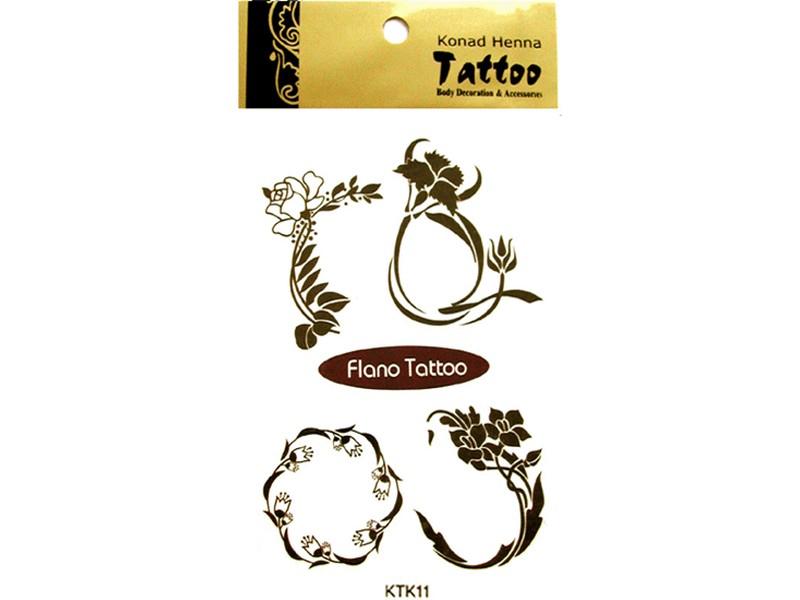 Tatuaje Henna-KTK11