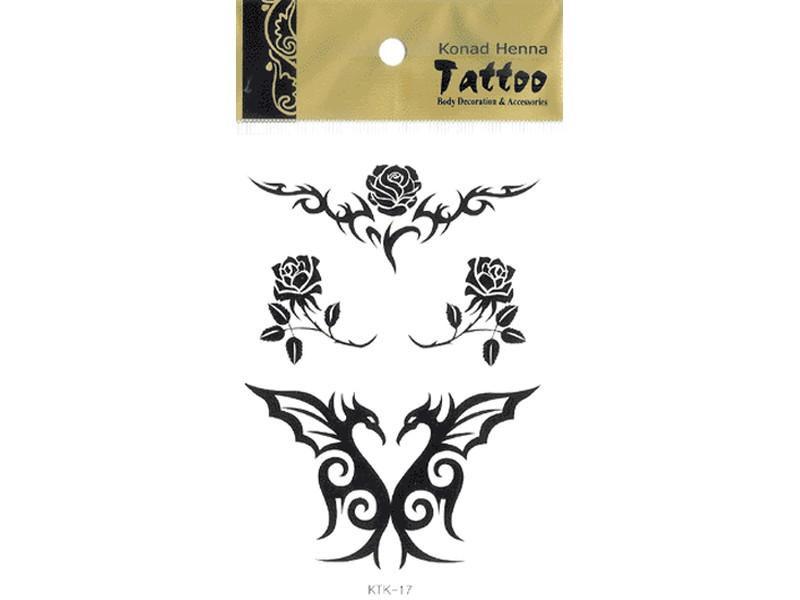 Tatuaje Henna-KTK17