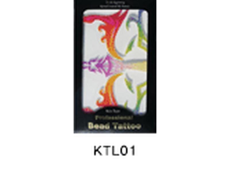 Tatuaje relieve profesional-KTL01