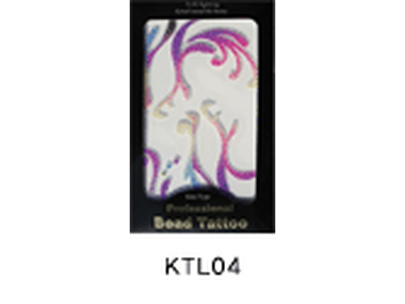 Tatuaje relieve profesional-KTL04